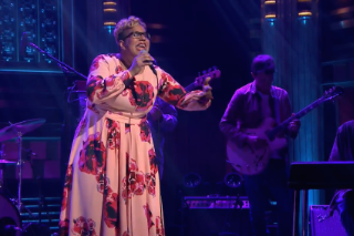 Watch Alabama Shakes Pour Their Souls Out On <em>Jimmy Fallon</em>