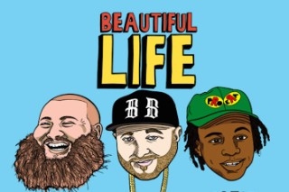 "Statik Selektah – ""Beautiful Life"" (Feat. Action Bronson & Joey Bada$$)"