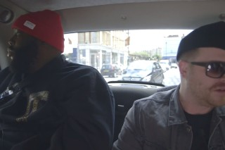 Watch Run The Jewels, Mac DeMarco Perform In A London Taxi