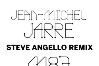 "Jean-Michel Jarre & M83 – ""Glory (Steve Angello Remix)"" (Stereogum Premiere)"