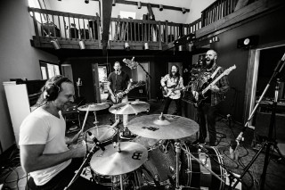 Baroness Are Recording With Dave Fridmann