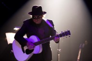 Van Morrison Knighted