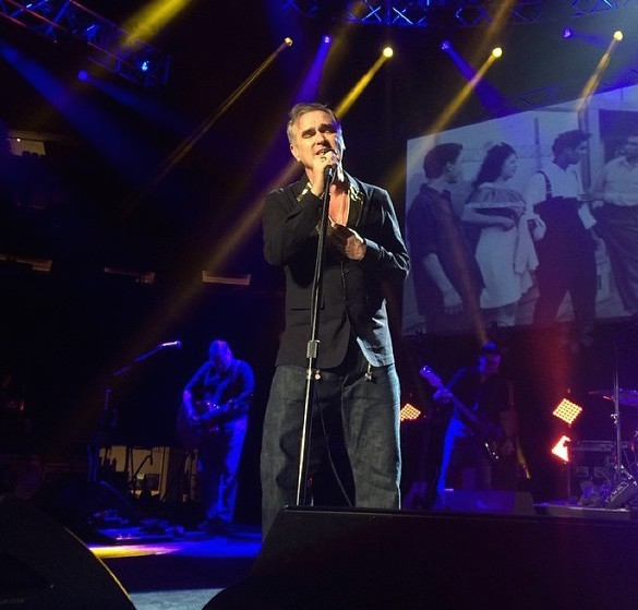 Morrissey Takes Manhattan With An Uneven Set, But An Admirable Ban On Chicken Fingers