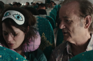 Watch Bill Murray &#038; Zooey Deschanel In The Trailer For Music Biz Comedy <em>Rock The Kasbah</em>