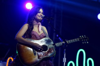 "Watch Kacey Musgraves Debut ""This Town"" At Bonnaroo"
