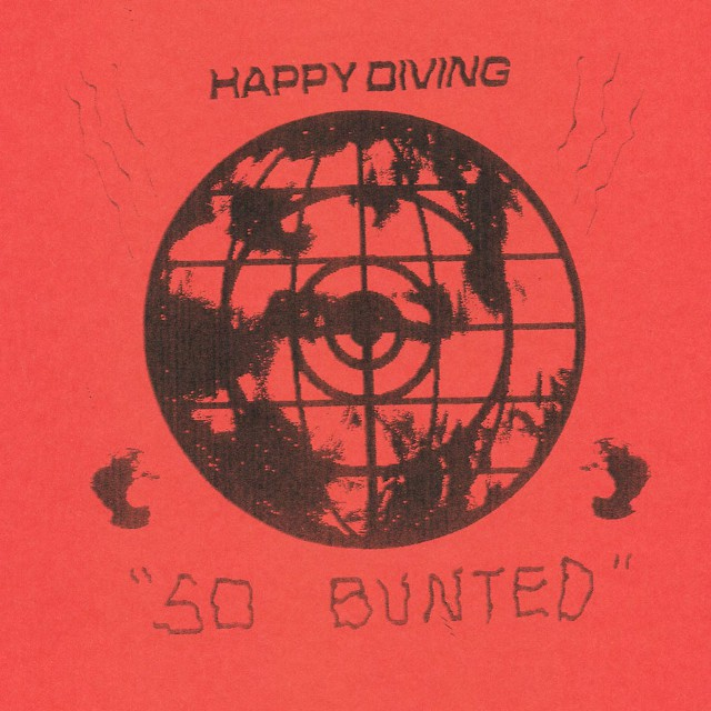 "Happy Diving - ""So Bunted"" (Stereogum Premiere)"