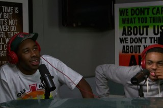 Watch Tyler, The Creator And Vince Staples Freestyle On Hot 97
