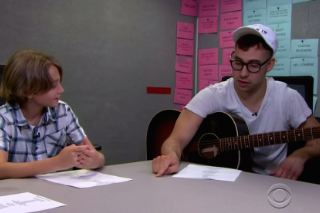 Watch Jack Antonoff Perform A Song About Pancakes Written By An 11-Year-Old