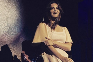 "Watch A Preview Of Lana Del Rey's ""Honeymoon"" Video"