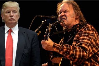 "Duh, Neil Young Wants Donald Trump To Stop Using ""Rockin' In The Free World"" For His Presidential Campaign"