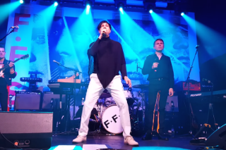 Watch Franz Ferdinand & Sparks Perform 3 Songs At Last Night's First FFS Show
