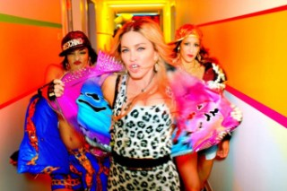 "Madonna – ""Bitch I'm Madonna"" Video (Feat. Kanye West, Beyoncé, Katy Perry, Nicki Minaj, Miley Cyrus, Rita Ora)"