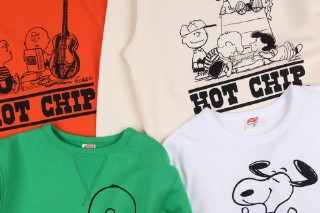 Hot Chip Launch <em>Peanuts</em> Merch