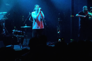 "Watch Rhye Debut New Song ""Waste"" In Santa Ana"