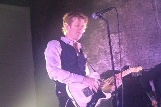 "Dear Spoon, Thanks For Playing ""Metal Detektor"" Last Night. Love, Kelly."