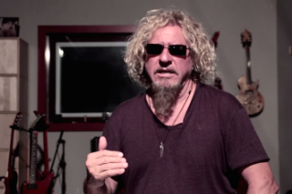 "Sammy Hagar Defends Michael Anthony: ""Fuck You Eddie Van Halen … You're A Liar"""