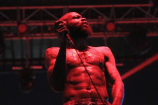 Watch Death Grips Perform At First Show Since Breakup