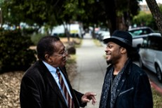 Bobby Seale and D'Angelo