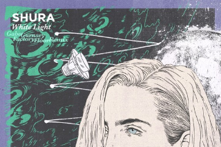 "Shura – ""White Light (Gabe Gurnsey Factory Floor Remix)"""