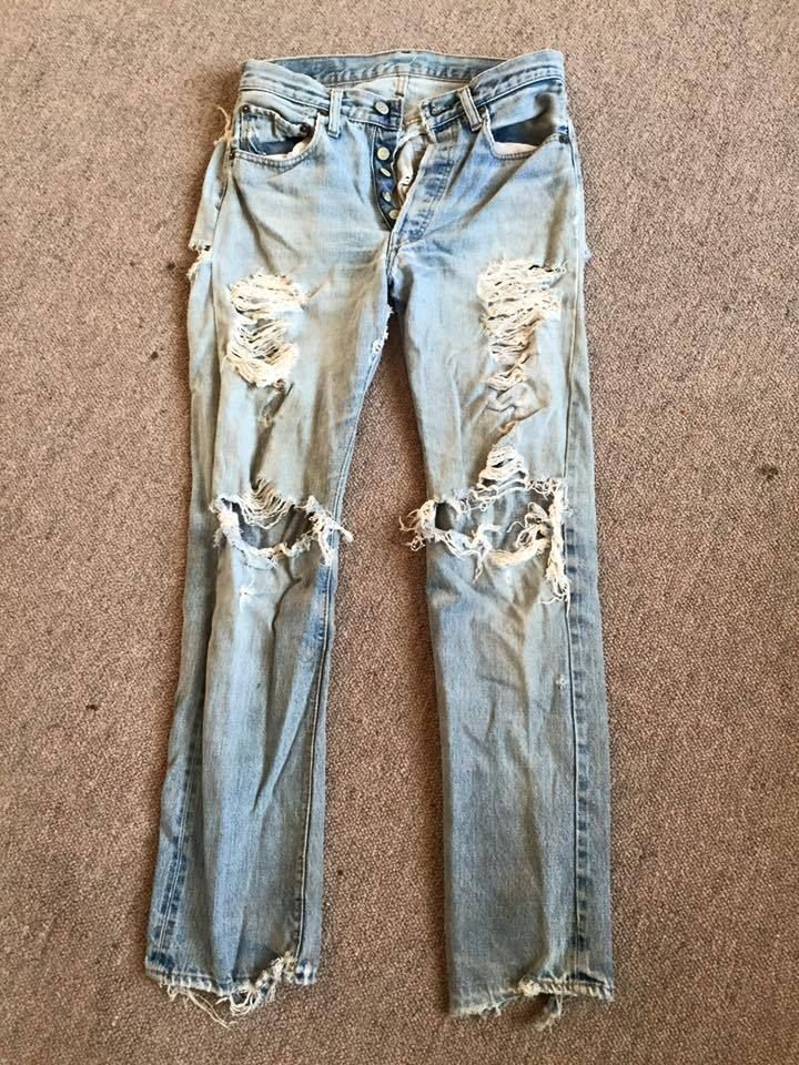 "Calvin Johnson Is Auctioning Off His Used ""Punk"" Jeans - Stereogum"