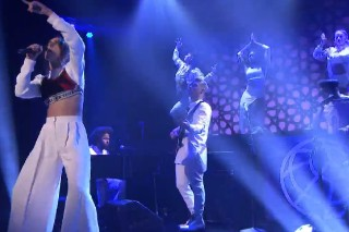 Watch Major Lazer &#038; MØ Do &#8220;Lean On&#8221; On <em>Fallon</em>