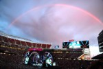 Some People Think The Grateful Dead Produced The Rainbow Seen At First Farewell Show