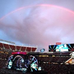 Was The Grateful Dead's Farewell Show Rainbow REAL?