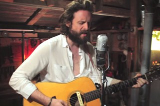 "Watch Father John Misty Cover Arcade Fire's ""The Suburbs"""