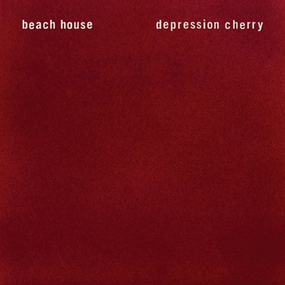 Beach House Depression Cherry Album Art