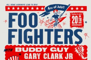 Foo Fighters' 20th Anniversary Blowout Is On, But No Weird Weapons Or Uncured Meats Allowed