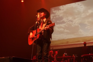 Watch Beck & Thurston Moore Perform With Cowboys For Doug Aitken's Station To Station
