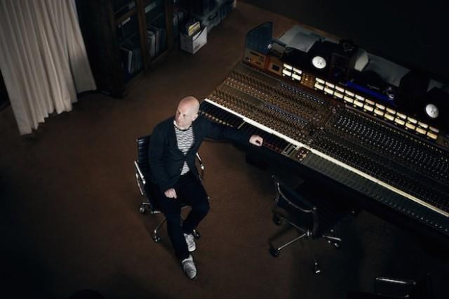 Phil Selway Radiohead Talkhouse Podcast Ghostpoet