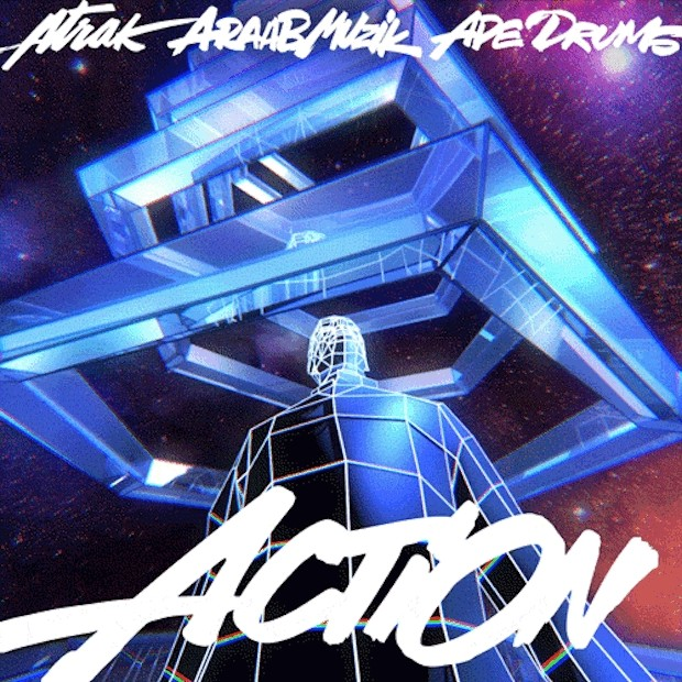 A-Trak - Action