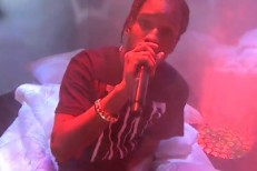 ASAP Rocky on Fallon