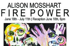 Alison Mosshart - Firepower
