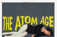 """The Atom Age – """"It's A Mess"""" (Stereogum Premiere)"""