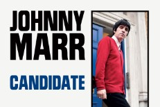"Johnny Marr - ""Exit Connection"""