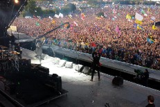 """Watch The Libertines Debut """"Anthem For Doomed Youth"""" At Glastonbury"""