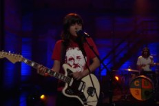 Courtney Barnett on Conan