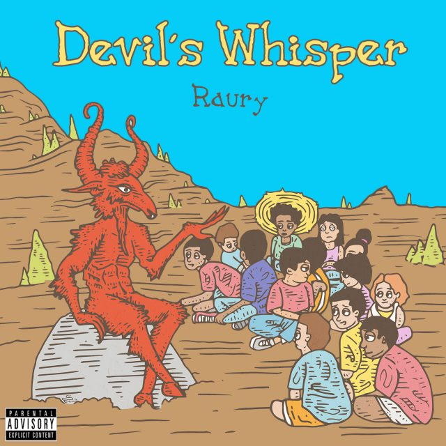 "Raury - ""Devil's Whisper"""