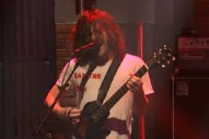 Watch Desaparecidos Kick Out &#8220;City On The Hill&#8221; On <em>Seth Meyers</em>