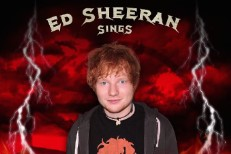 Jimmy Fallon Imagines An Ed Sheeran Album Even Worse Than <em>X</em>