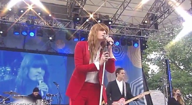 Florence And The Machine on GMA