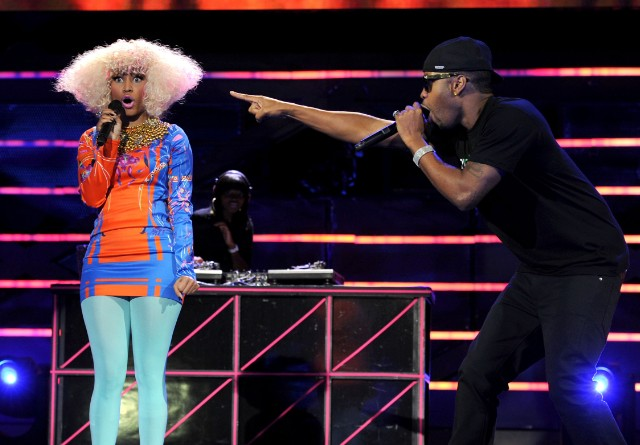 Nicki Minaj Safaree Samuels Love The Most