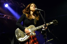 "Best Coast's Bethany Cosentino Shares Note To Fans About Why She Seems So ""Serious"" Onstage These Days"