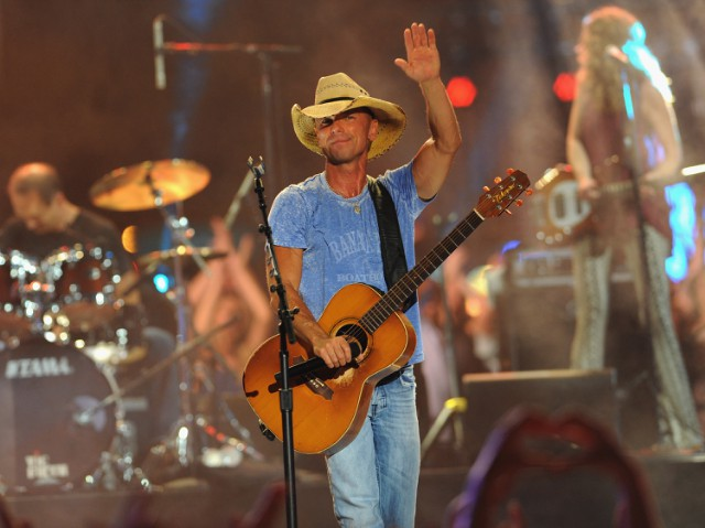 Kenny Chesney Concert Breaks Record For Most Fans Kicked Out Of Green Bay Packers' Stadium