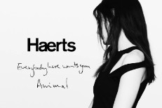 Haerts - Everybody Here Wants You