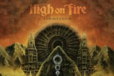 High On Fire - Luminiferous