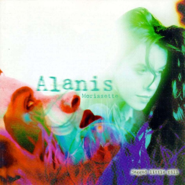 Alanis Morrisette Jagged Little Pill 20 Year
