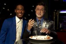 Stephen Colbert&#8217;s <em>Late Show</em> Bandleader Will Be Jon Batiste